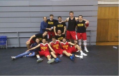 El UCAM Murcia CB EBA da un golpe en la mesa - 1, Foto 1