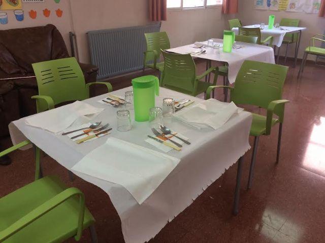 Se adjudica la gestión del servicio de comedor-catering de varios servicios públicos municipales dependientes del Ayuntamiento de Totana, Foto 4
