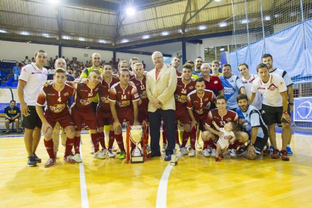 Previa VII Final Copa Presidente FFRM - ElPozo Murcia FS a revalidar el título regional - 1, Foto 1