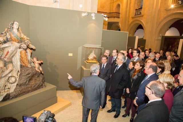 Más de 7.000 personas visitan la exposición ´Salzillo y la Escuela de Caravaca´ durante su primer mes de apertura - 1, Foto 1
