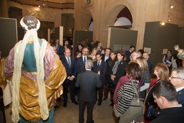 Más de 7.000 personas visitan la exposición ´Salzillo y la Escuela de Caravaca´ durante su primer mes de apertura - 2, Foto 2