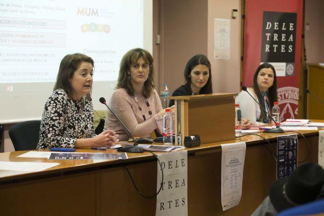 Deletreartes: una iniciativa que trae tela de actividades culturales a la UMU - 1, Foto 1