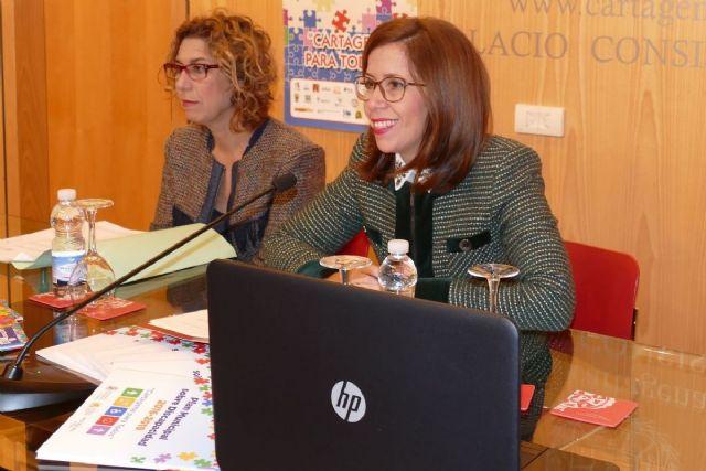 Servicios Sociales pide a Hidrogea el pago de 60.000 euros del Fondo Social de 2016 - 1, Foto 1