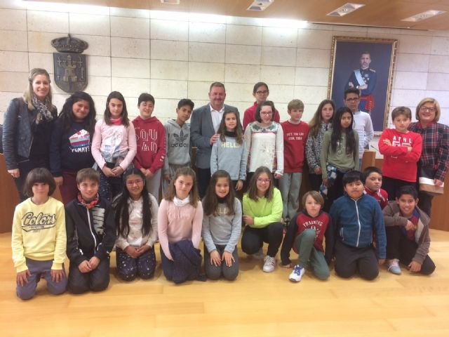School visits of primary education students to the City Council begin