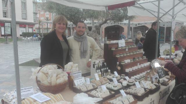 La II Muestra Artesana ha presentado este fin de semana productos alfareros y oficios artesanos varios a los visitantes, Foto 8