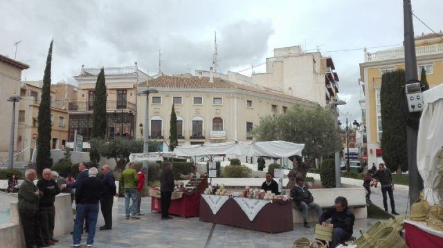 La II Muestra Artesana ha presentado este fin de semana productos alfareros y oficios artesanos varios a los visitantes, Foto 9