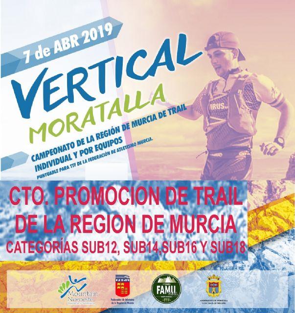Los más jóvenes también se citan con el Trail y Moratalla - 1, Foto 1