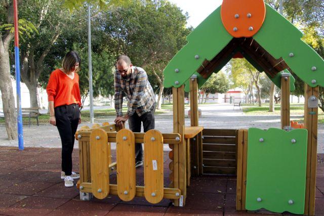 El Ayuntamiento invertirá 250.000 euros en renovar los juegos de doce jardines - 1, Foto 1