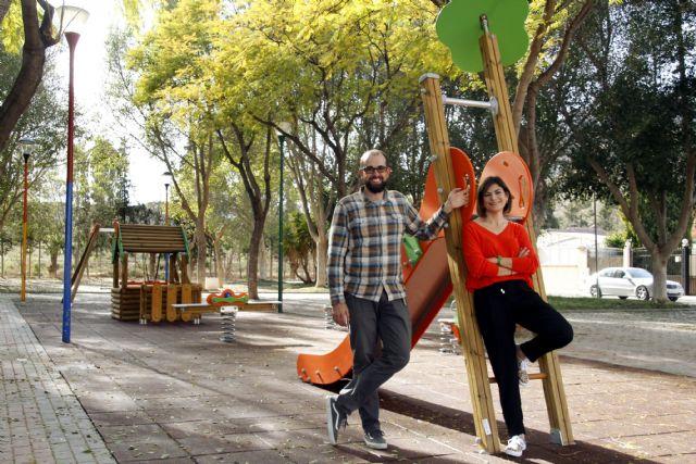 El Ayuntamiento invertirá 250.000 euros en renovar los juegos de doce jardines - 2, Foto 2