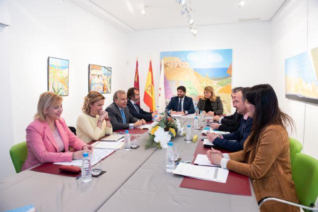 Fomento anuncia la inversión de 140.000 euros para mejorar el entorno de la playa del Alamillo, Foto 1