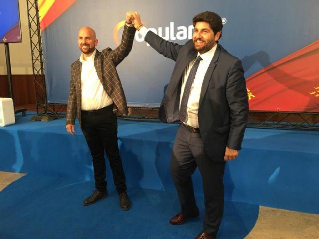 López Miras: El Partido Popular va a terminar la autovía RM1 que el PSOE dejó inacabada y que ha generado graves perjuicios para Beniel - 1, Foto 1