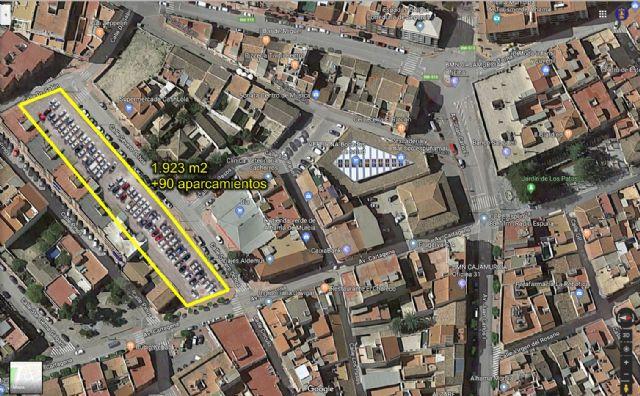 El centro urbano contará con un centenar de nuevas plazas de aparcamiento gratuito, Foto 2