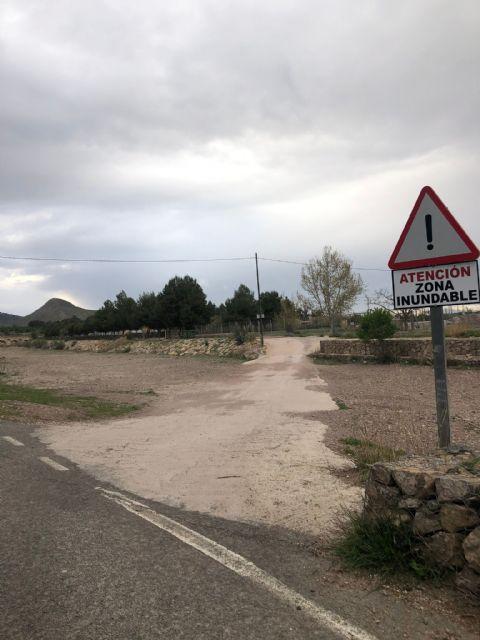 El Ayuntamiento de Lorca aprueba el expediente de contratación de las obras de construcción de la nueva carretera de acceso al Colegio Público de El Consejero - 1, Foto 1