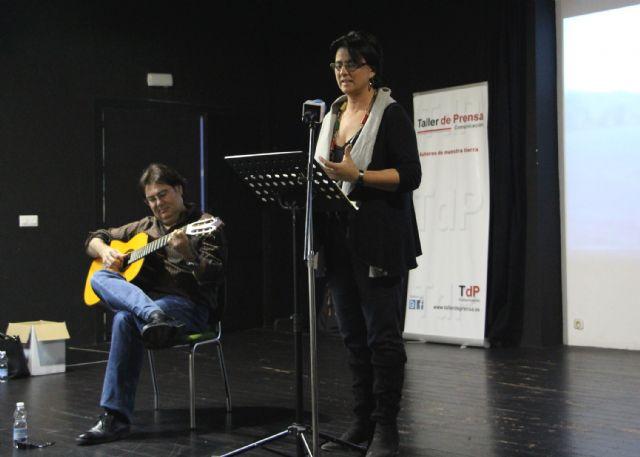 Magdalena S. Blesa, poesía que emociona, Foto 1