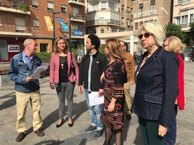 Los mayores de Santa Eulalia exponen sus ideas para crear un barrio con mayor calidad urbana - 1, Foto 1