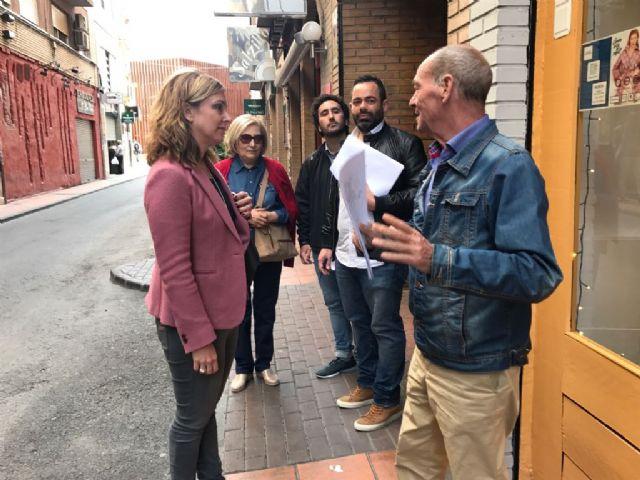 Los mayores de Santa Eulalia exponen sus ideas para crear un barrio con mayor calidad urbana - 3, Foto 3