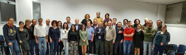 IU-Verdes se re�ne para revisar los acuerdos de gobernabilidad con el PSOE, Foto 1