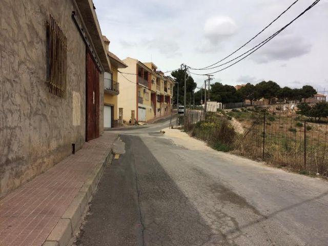El Ayuntamiento remite a la Dirección General de Administración Local los proyectos del POS 2017, Foto 6