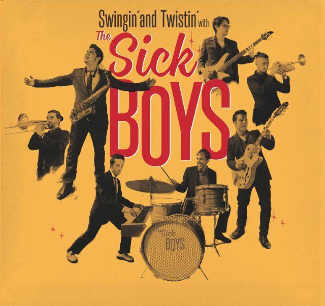 Los barceloneses The Sick Boys se estrenan en Murcia - 2, Foto 2