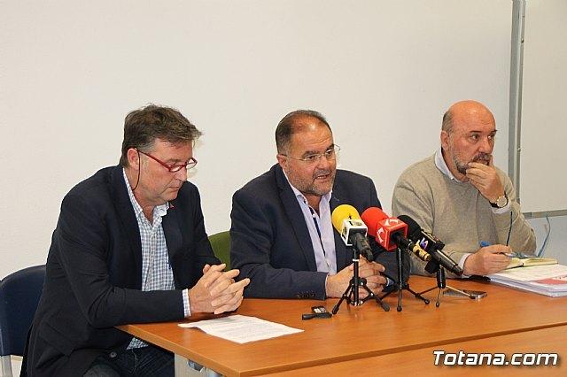 IU-Verdes se reúne para revisar los acuerdos de gobernabilidad con el PSOE, Foto 3