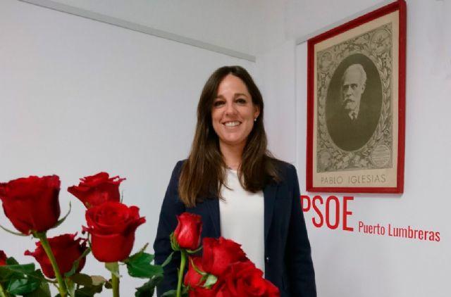 Mª Rosa García, nueva Secretaria General de los Socialistas Lumbrerenses - 1, Foto 1