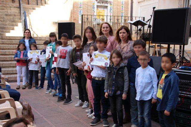 Entrega de premios del XXXI Concurso Infantil de Cuentos José Calero Heras, Foto 5