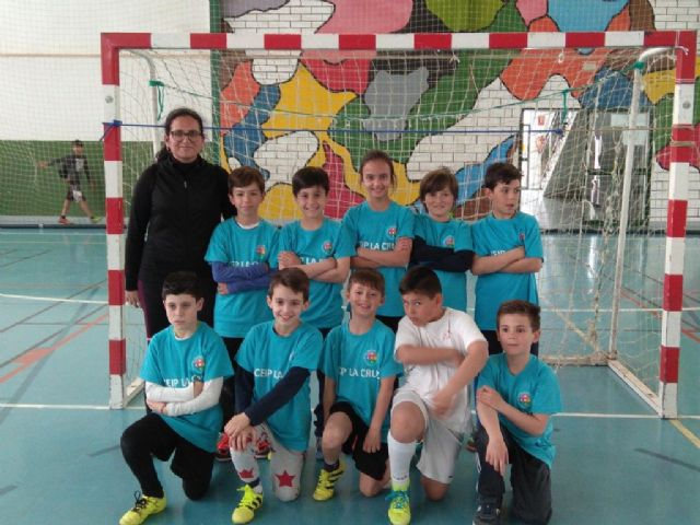 End of the Intermunicipal Phase benjamín and alevín of School Sports in the modalities of Multisport, Futsal and 3x3 Basketball, Foto 2