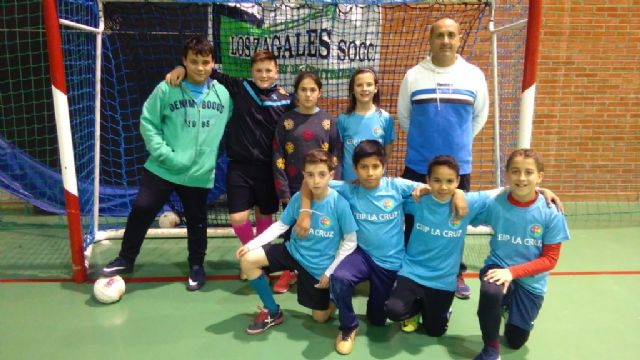 End of the Intermunicipal Phase benjamín and alevín of School Sports in the modalities of Multisport, Futsal and 3x3 Basketball, Foto 3