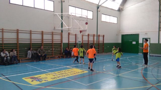 End of the Intermunicipal Phase benjamín and alevín of School Sports in the modalities of Multisport, Futsal and 3x3 Basketball, Foto 4