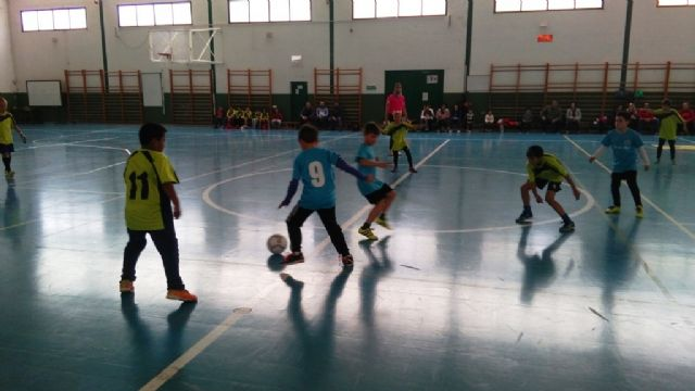 End of the Intermunicipal Phase benjamín and alevín of School Sports in the modalities of Multisport, Futsal and 3x3 Basketball, Foto 5