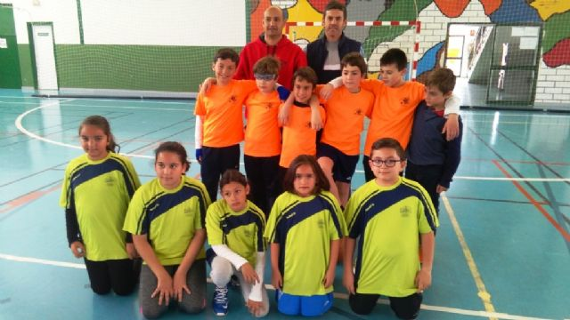 End of the Intermunicipal Phase benjamín and alevín of School Sports in the modalities of Multisport, Futsal and 3x3 Basketball, Foto 6