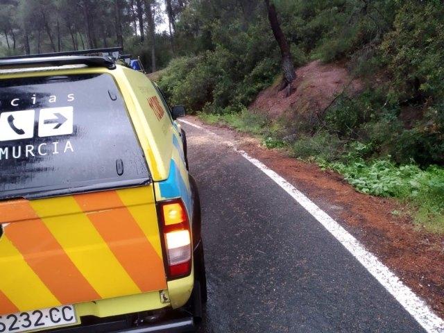 Protecci�n Civil atiende seis incidencias importantes durante el episodio de lluvias, Foto 4