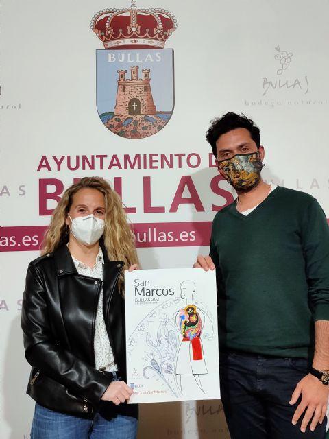 El próximo domingo, 25 de abril, como manda la tradición, se conmemora la festividad de San Marcos en Bullas, este año marcado por la pandemia y sin grandes celebraciones - 2, Foto 2