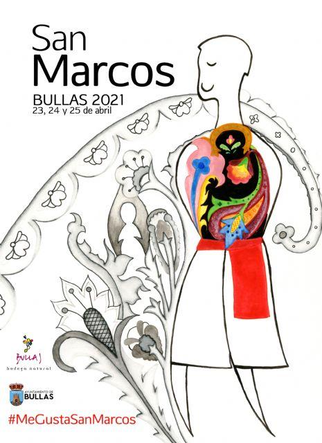 El próximo domingo, 25 de abril, como manda la tradición, se conmemora la festividad de San Marcos en Bullas, este año marcado por la pandemia y sin grandes celebraciones - 4, Foto 4