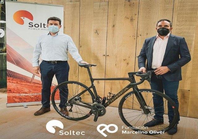 Soltec impulsa el lanzamiento de un nuevo equipo ciclista femenino sostenible junto con la Fundación Marcelino Oliver - 1, Foto 1