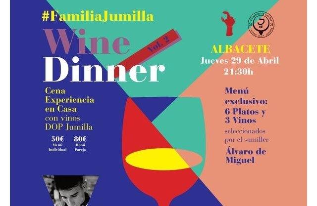 La DOP Jumilla lanza su próxima cena virtual experiencial con el restaurante Garabato, de Albacete - 1, Foto 1