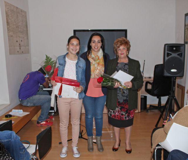 Puerto Lumbreras fomenta la lectura premiando a sus lectores del año - 1, Foto 1