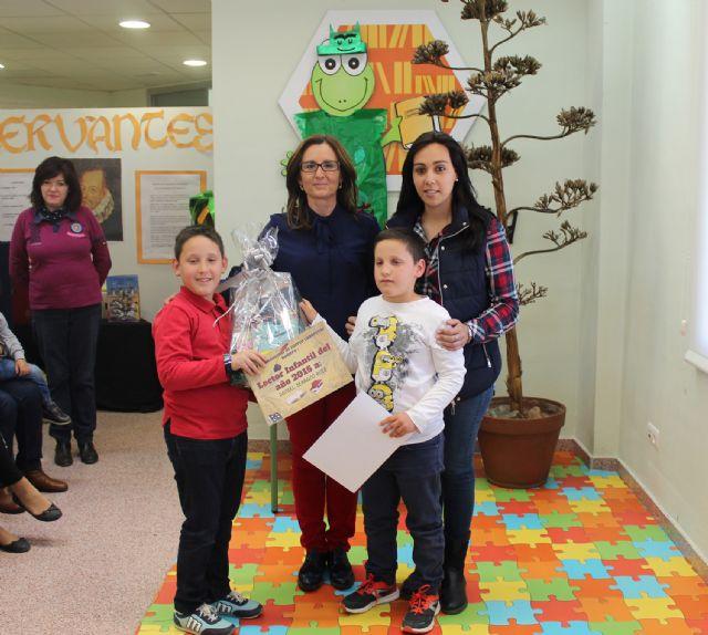 Puerto Lumbreras fomenta la lectura premiando a sus lectores del año - 2, Foto 2