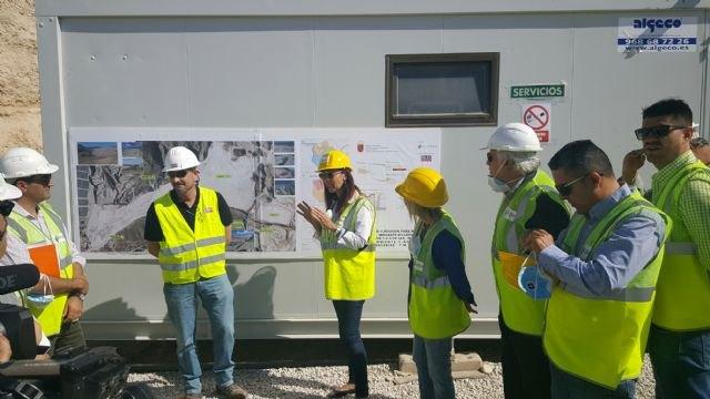 Los trabajos de emergencia en el vertedero de Abanilla permiten extraer cerca de 10.000 toneladas de lixiviados - 2, Foto 2