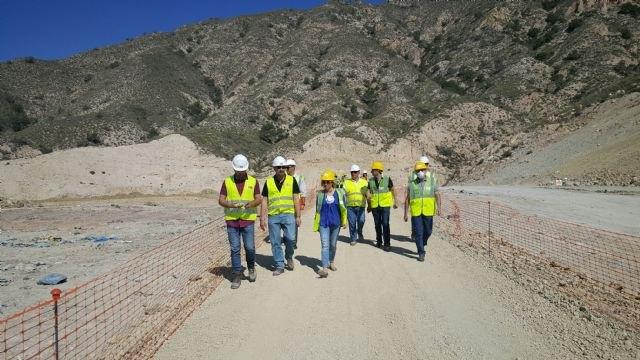 Los trabajos de emergencia en el vertedero de Abanilla permiten extraer cerca de 10.000 toneladas de lixiviados - 3, Foto 3