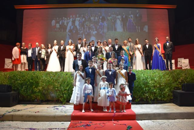 Las Fiestas Patronales del Corpus de Archena ya tienen Reinas 2018. El pregón del periodista gráfico Marcial Guillén, muy emotivo - 2, Foto 2