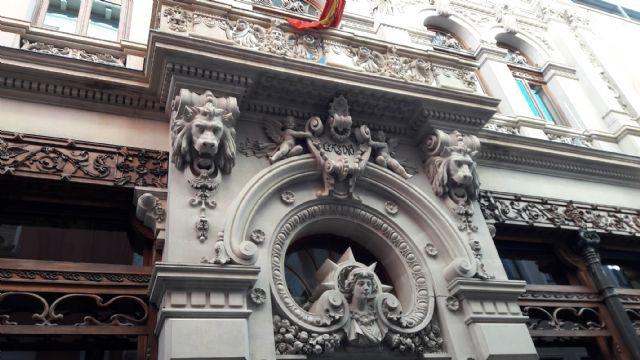 Ahora Murcia urge al PP a hacer que el Casino cumpla de una vez la ley de patrimonio y el convenio cultural - 1, Foto 1