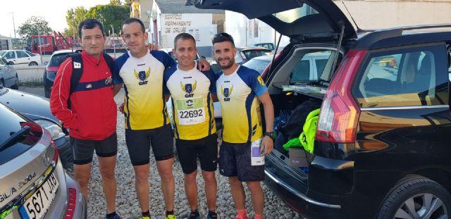 El sábado 19 de mayo se disputó la XIX Media Maratón de Almansa (Albacete) y la Carrera Popular de Antas (Almería)