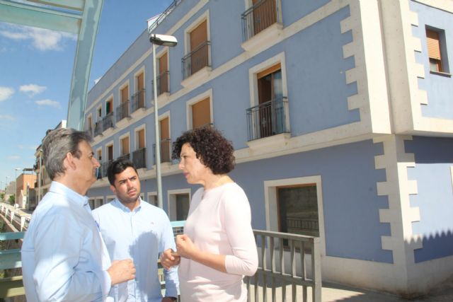 La regeneración urbana de Puerto Lumbreras permite rehabilitar 63 viviendas - 1, Foto 1
