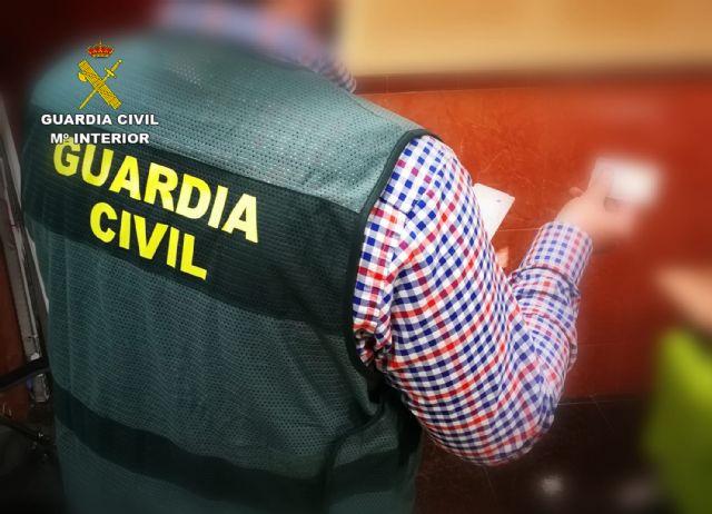 La Guardia Civil detiene/investiga en Jumilla a cuatro menores por falsificar su DNI - 4, Foto 4