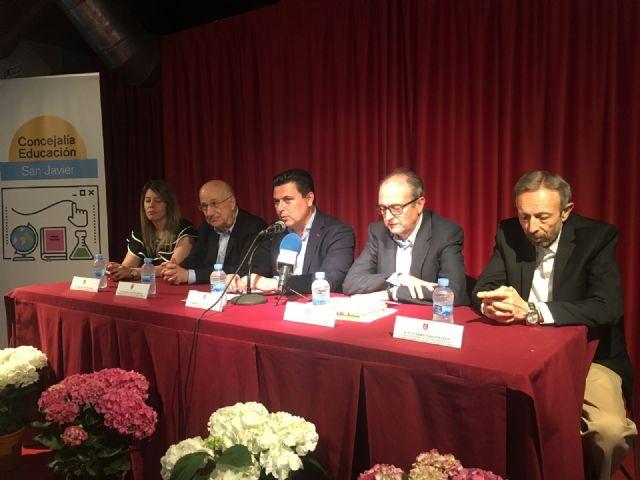 San Javier acogió la entrega de los Premios VIII Día Regional de la Historia Local - 1, Foto 1