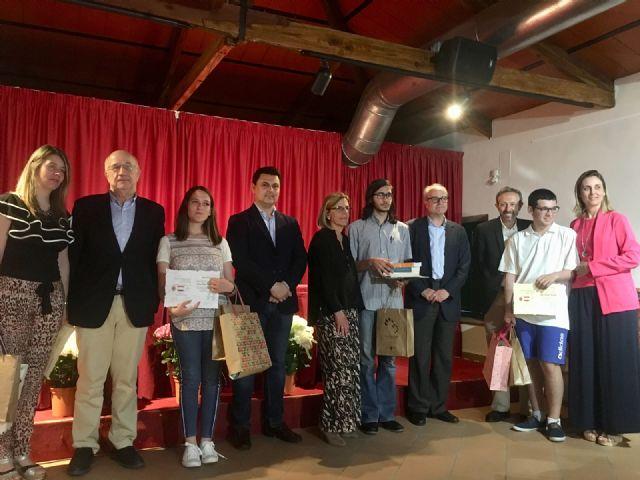 San Javier acogió la entrega de los Premios VIII Día Regional de la Historia Local - 3, Foto 3