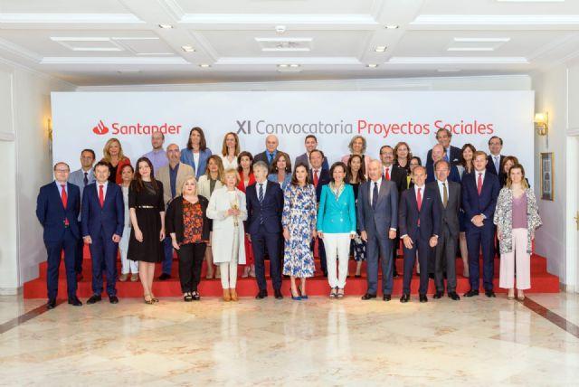 Los trabajadores a nivel nacional del Banco Santander premian el proyecto