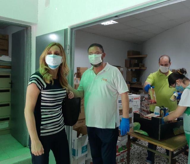 La Concejalía de Derechos Sociales y Familia garantiza el acceso a alimentos de primera necesidad a 2.016 personas en situación de vulnerabilidad - 1, Foto 1