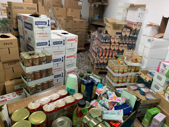 La Concejalía de Derechos Sociales y Familia garantiza el acceso a alimentos de primera necesidad a 2.016 personas en situación de vulnerabilidad - 2, Foto 2